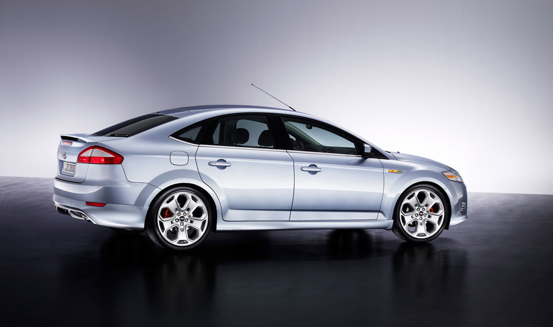 Ford Mondeo 2008 photo - 6