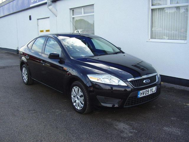 Ford Mondeo 2009 photo - 1