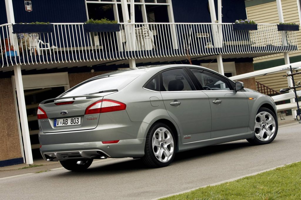 Ford Mondeo 2009 photo - 4