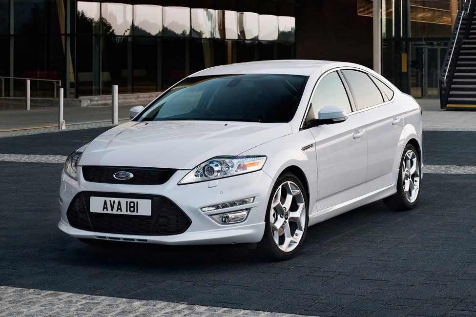 Ford Mondeo 2010 photo - 1