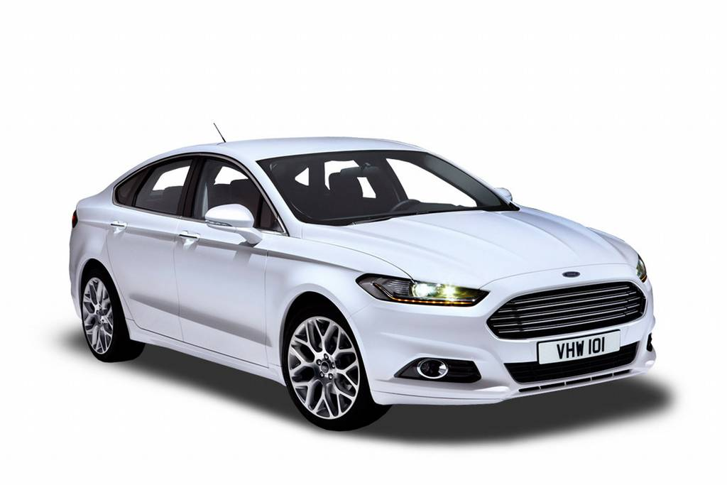 Ford Mondeo 2015 photo - 3
