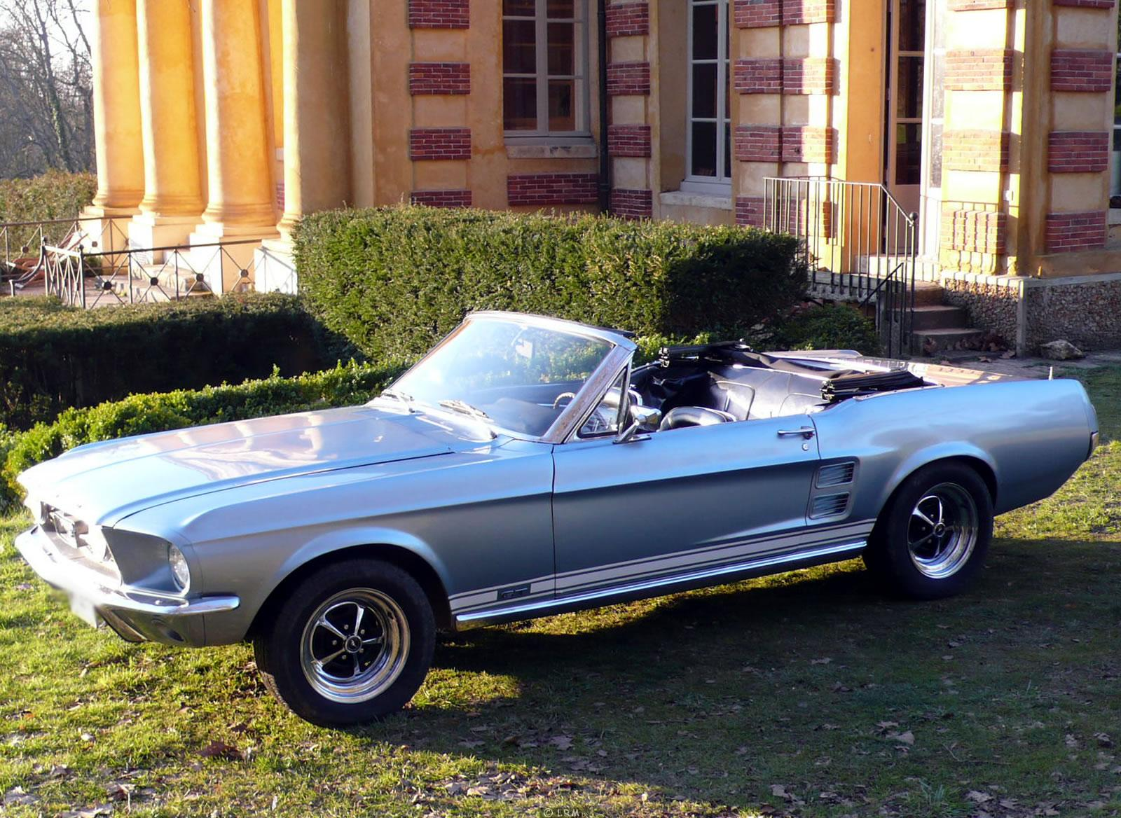 Ford Mustang 1953 photo - 6