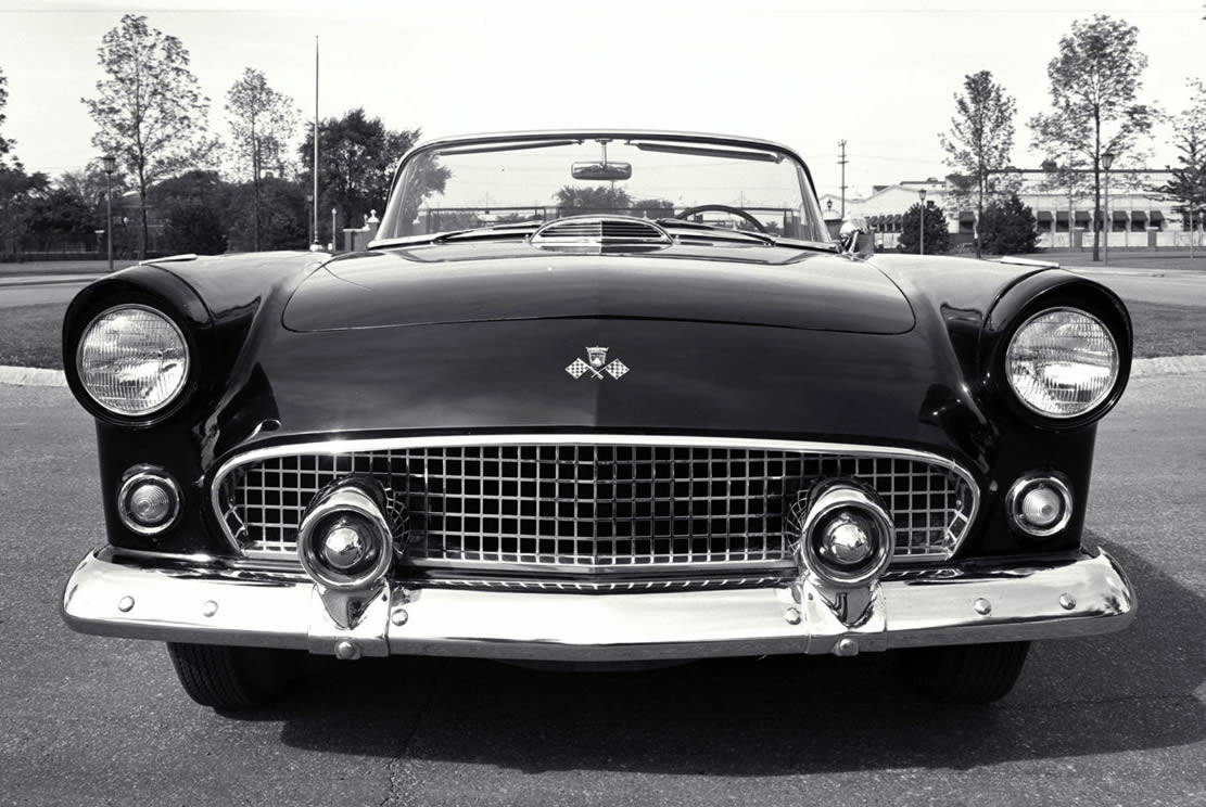 Ford Mustang 1955 photo - 3