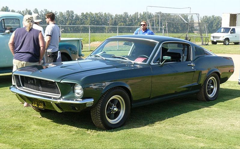 Image Gallery 1958 Mustang