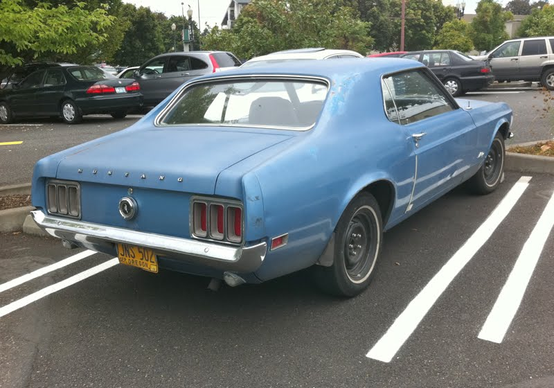 Ford Mustang 1961 photo - 4