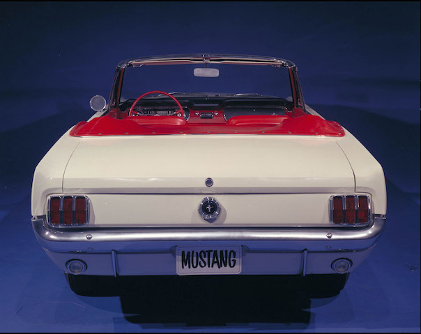 Ford Mustang 1964 photo - 3