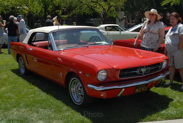 Ford Mustang 1964 photo - 7