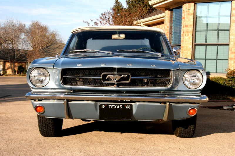Ford Mustang 1964 photo - 8