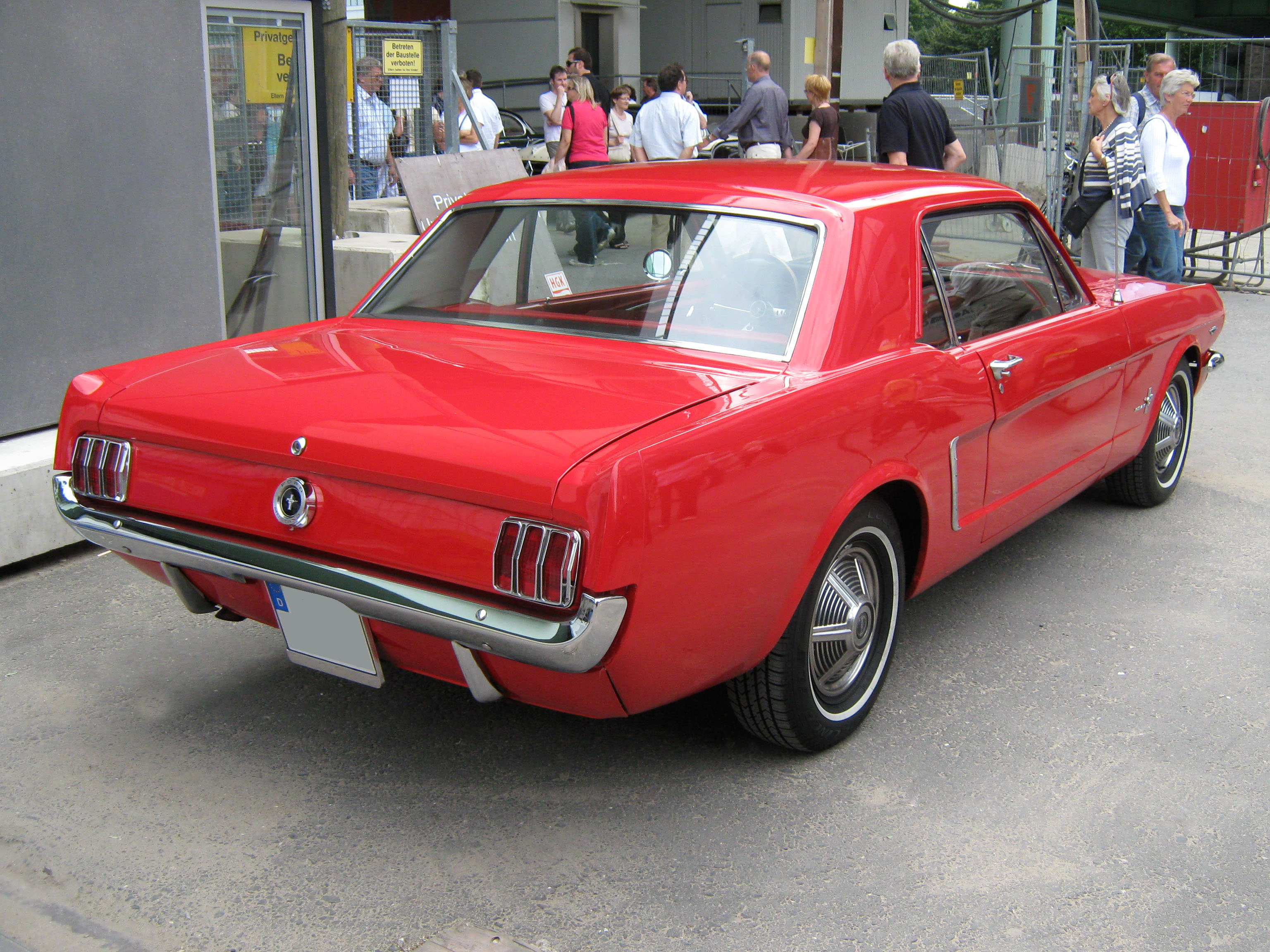 Ford Mustang 1965 photo - 2