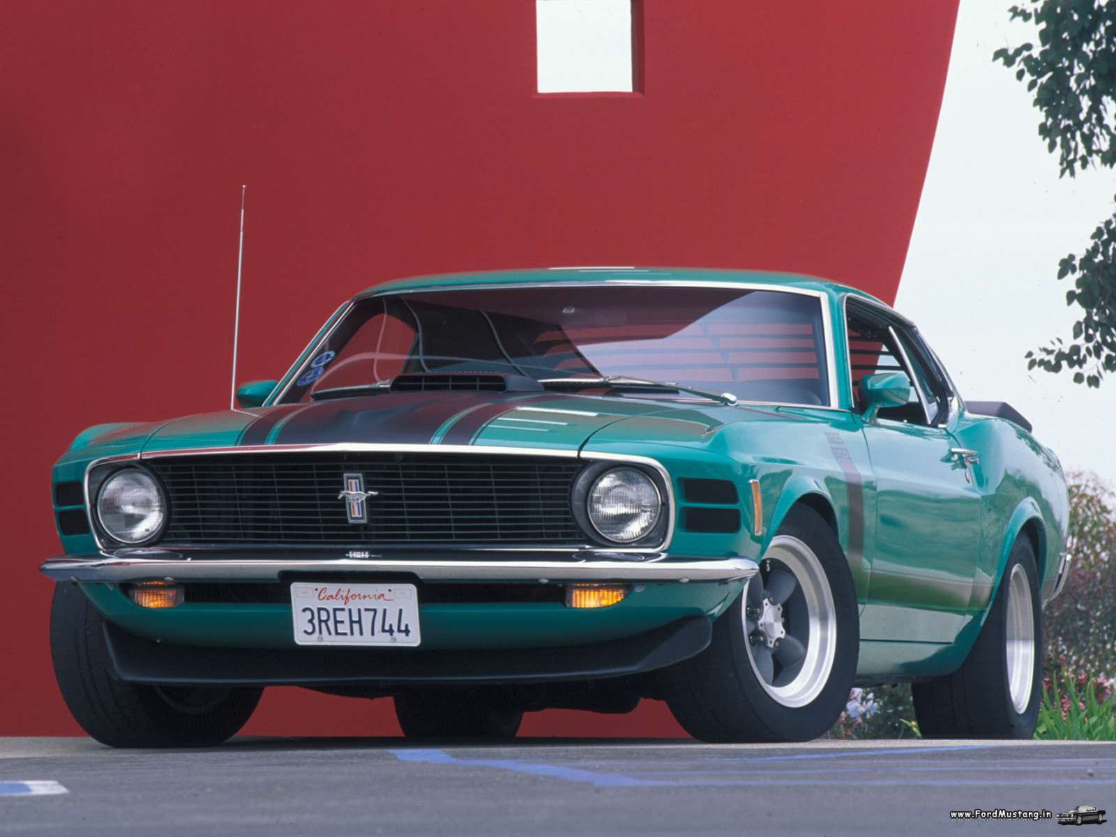 Ford Mustang 1970 photo - 1