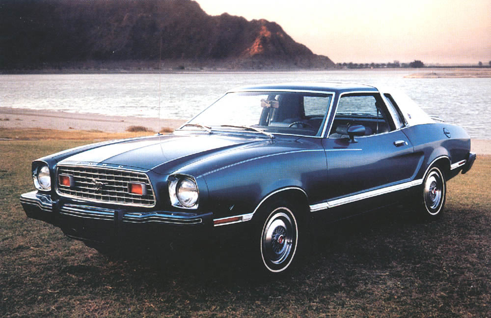 Ford Mustang 1975 photo - 2