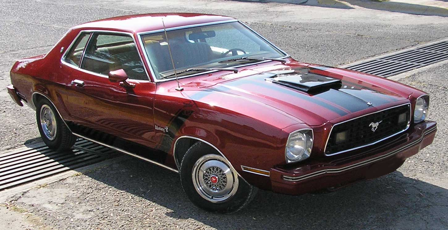 Ford Mustang 1975 photo - 3