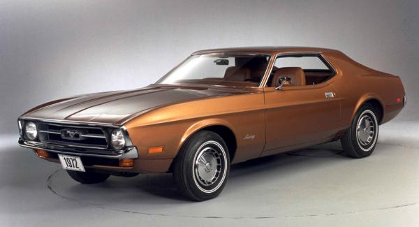 Ford Mustang 1975 photo - 7