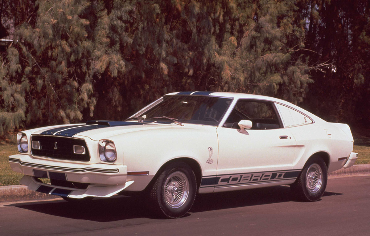 Ford Mustang 1977 photo - 1