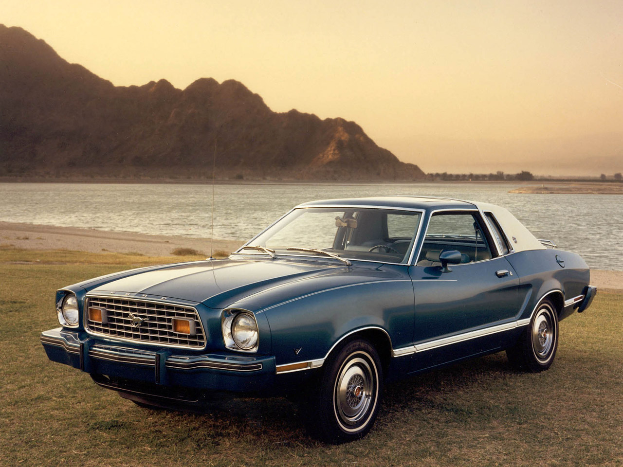 Ford Mustang 1977 photo - 2