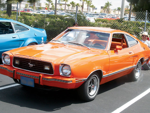 Ford Mustang 1977 photo - 9