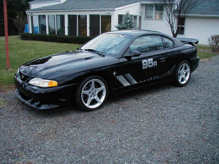 Ford Mustang 1995 photo - 8