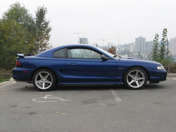 Ford Mustang 1996 photo - 10