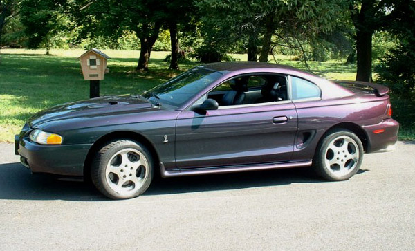 Ford Mustang 1996 photo - 8