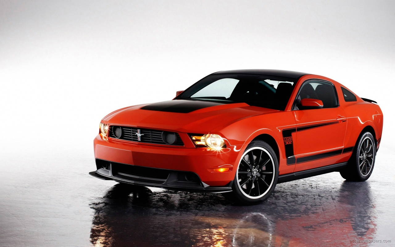 Ford Mustang 2012 photo - 2