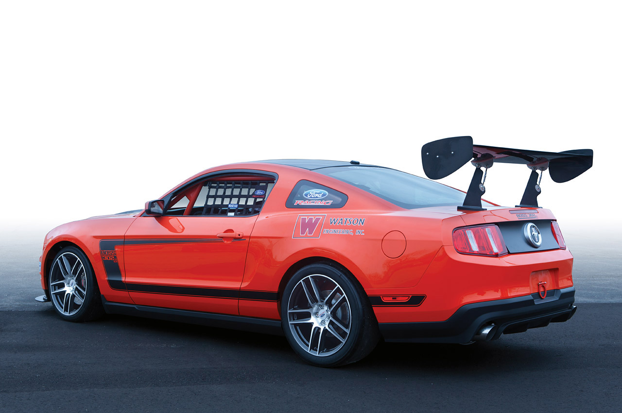 Ford Mustang 2012 photo - 5