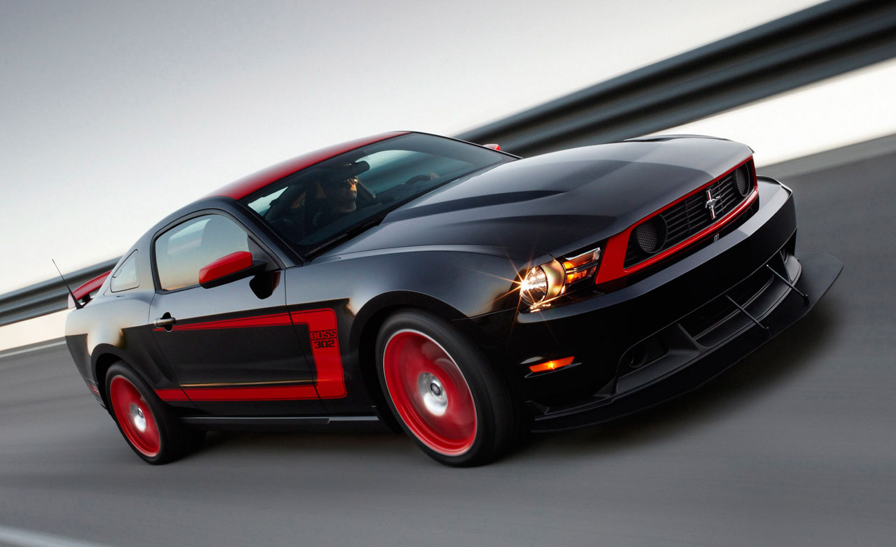 Ford Mustang 2012 photo - 7