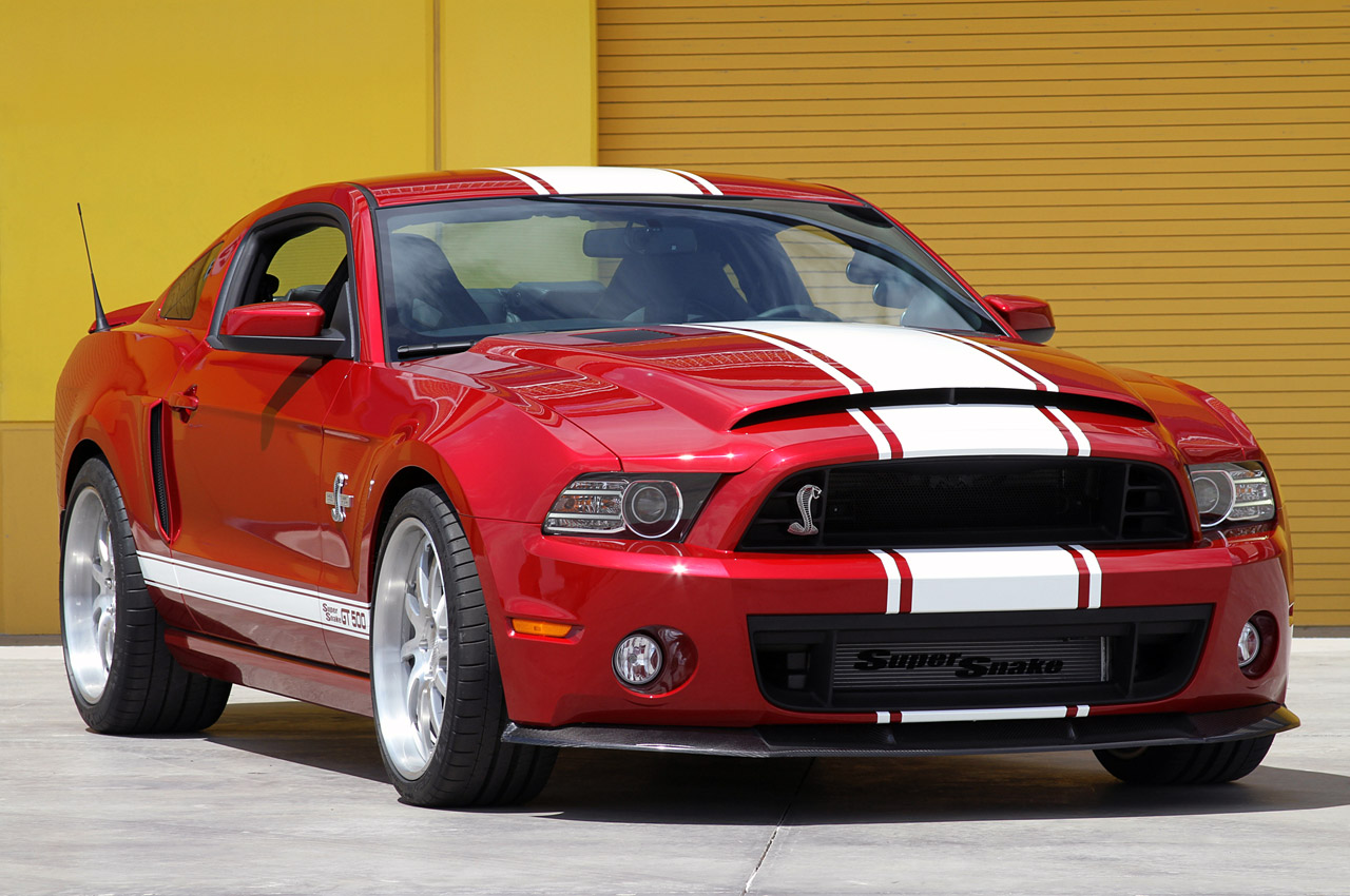 Ford Mustang 2012 photo - 8