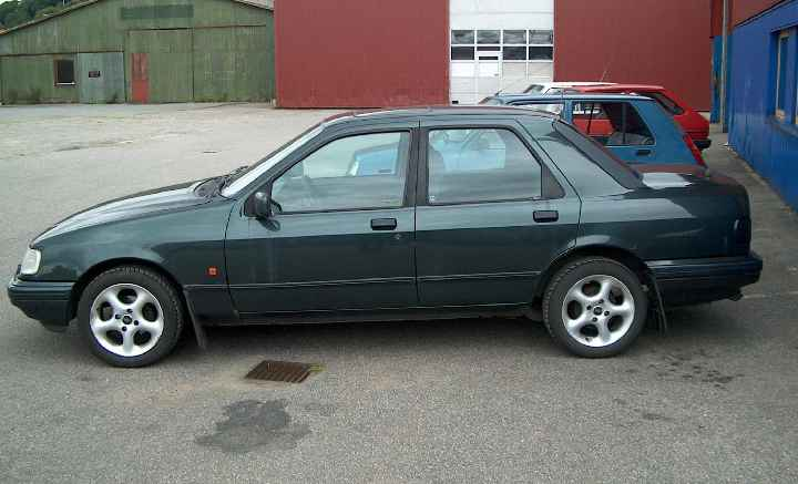 Ford Orion 1993 photo - 8