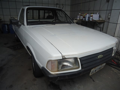 Ford Pampa 2010