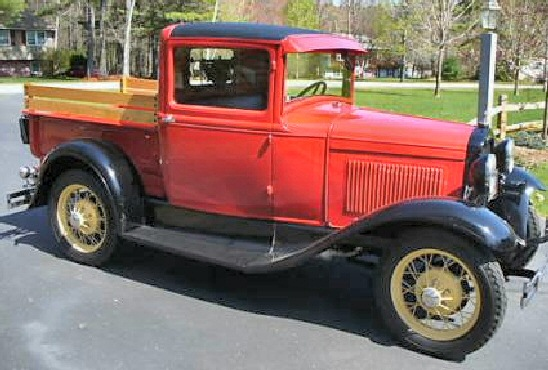 Ford Pickup 1930 photo - 1