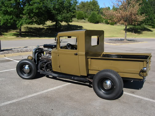 Ford Pickup 1930 photo - 2