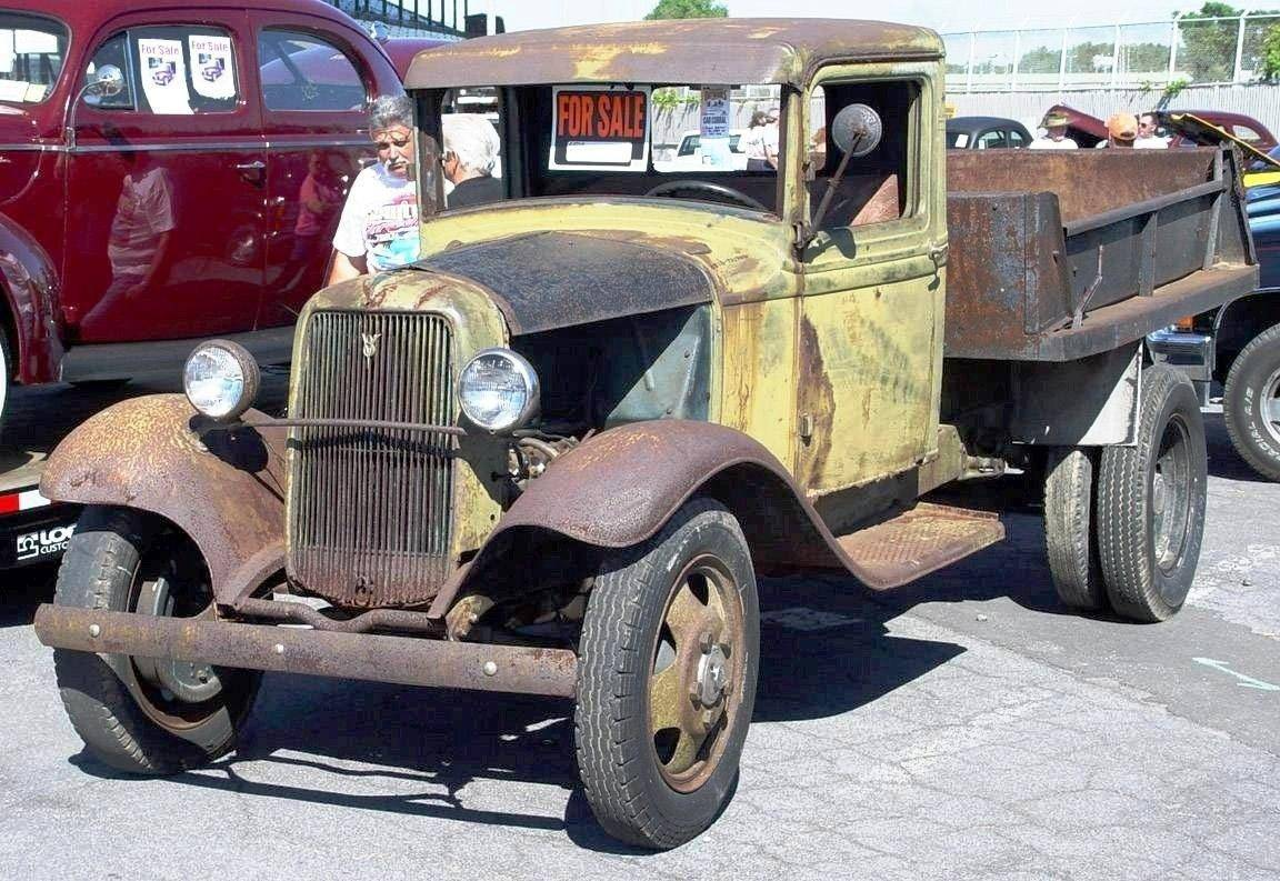 Ford Pickup 1930 photo - 8