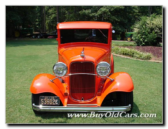 Ford Pickup 1932 photo - 10