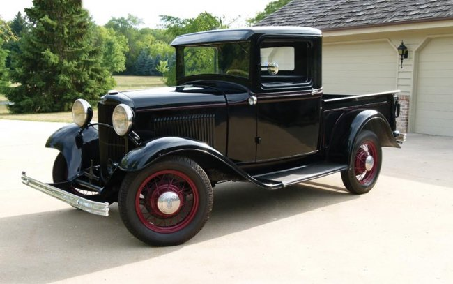 Ford Pickup 1932 photo - 2