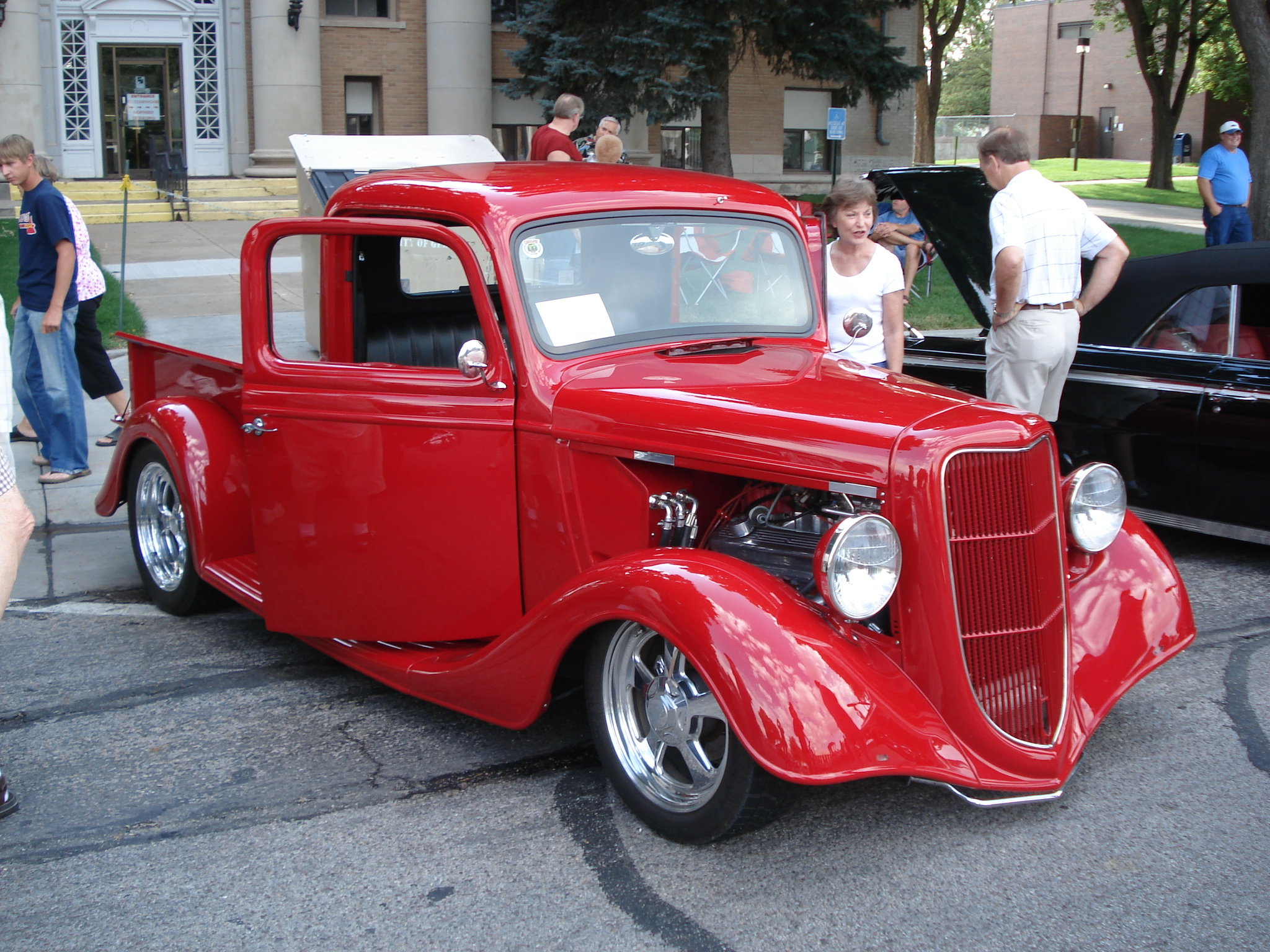 Ford Pickup 1935: Review, Amazing Pictures and Images ...