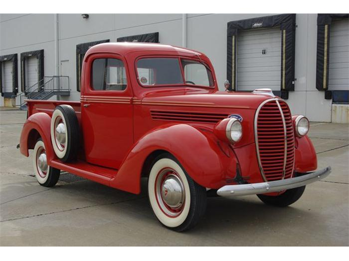 Ford Pickup 1939 photo - 8