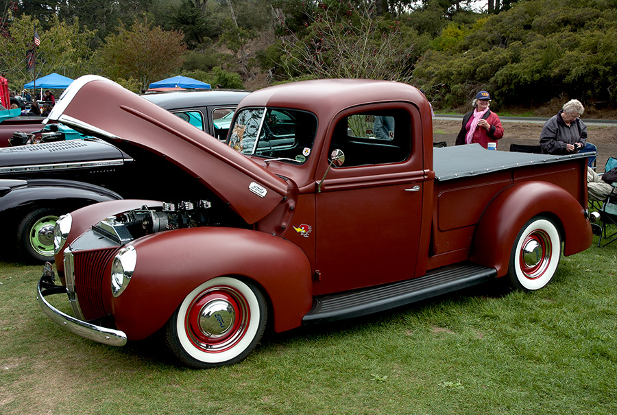 Ford Pickup 1941 photo - 5
