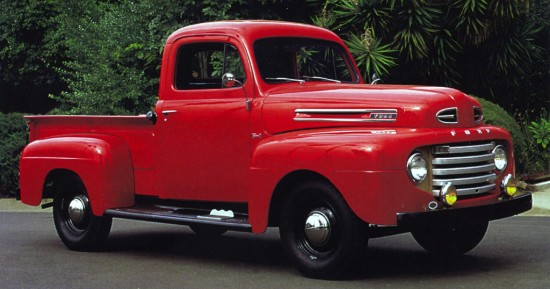 Ford Pickup 1950 photo - 2