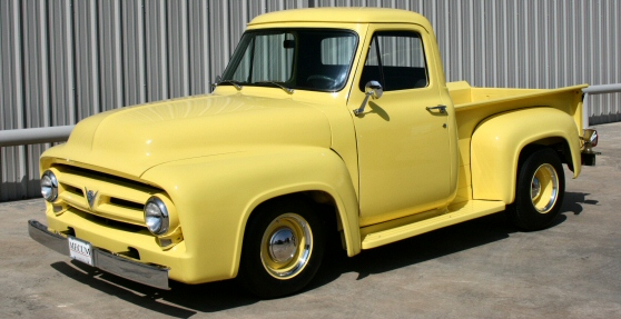 Ford Pickup 1953 photo - 2