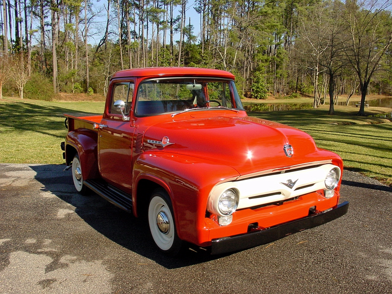 Ford Pickup 1953 photo - 5