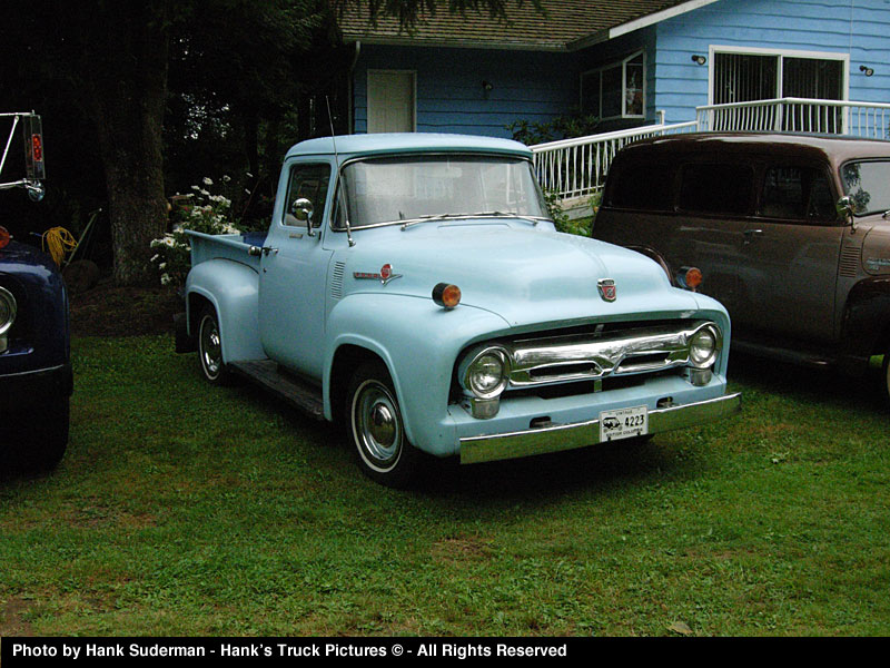 Ford Pickup 1956 photo - 5