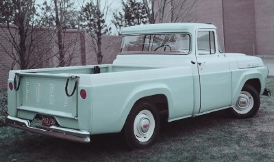 Ford Pickup 1957 photo - 1