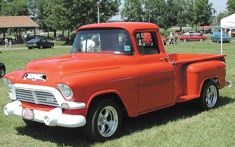 Ford Pickup 1957 photo - 2