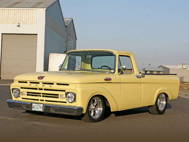 Ford Pickup 1963 photo - 1