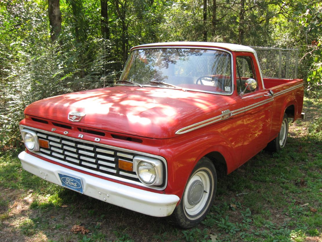 Ford Pickup 1963 photo - 2