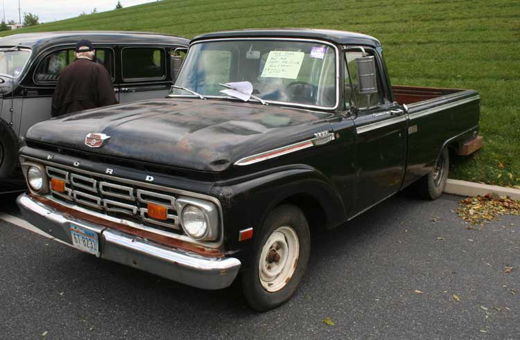 Ford Pickup 1964 photo - 3