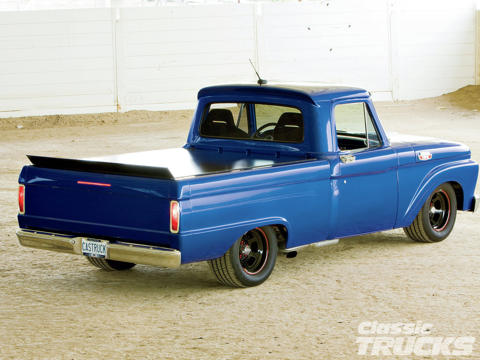 Ford Pickup 1964 photo - 4