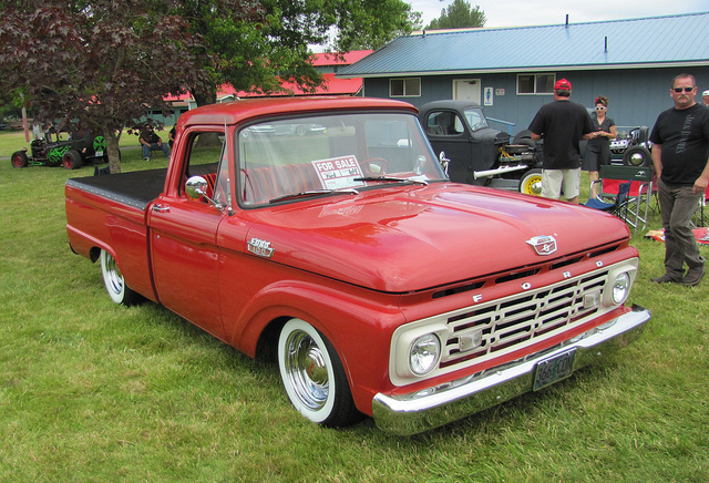 Ford Pickup 1964 photo - 5