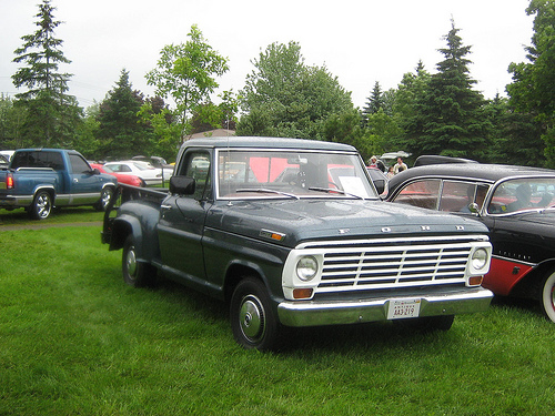Ford Pickup 1969 photo - 5
