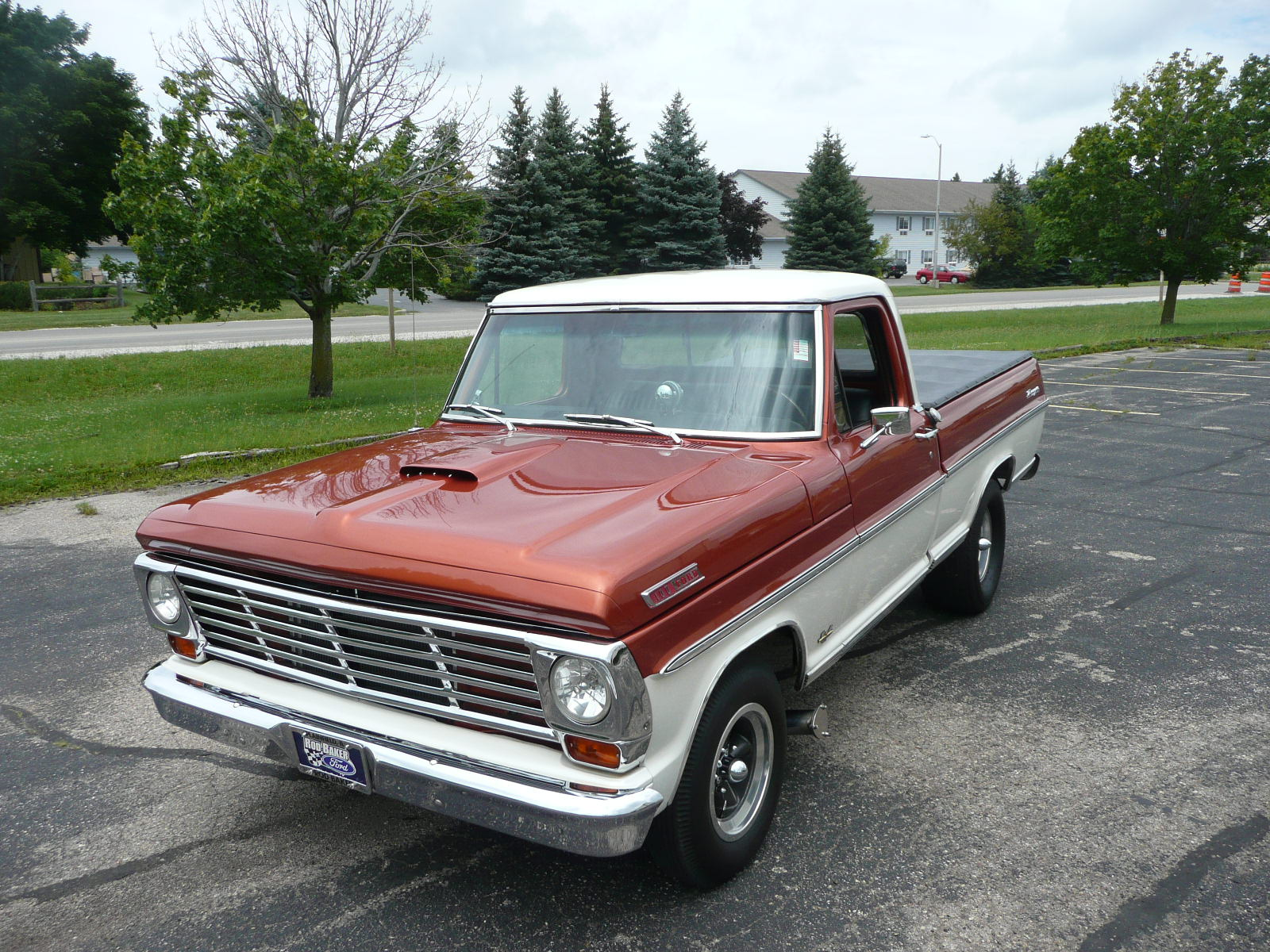 Ford Pickup 1973 Review Amazing Pictures And Images